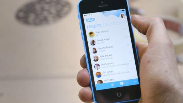 Image de Skype 5.0 pour Android synchronise facilement les contacts